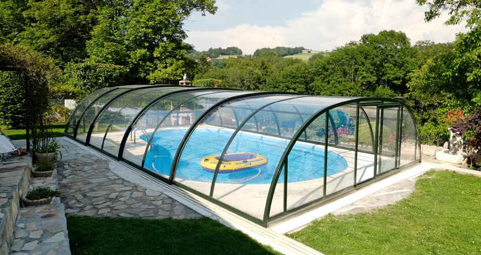 D coration abris de piscine gonflable nanterre 1221 for Abri piscine