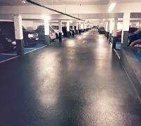 Parking Place des Fêtes