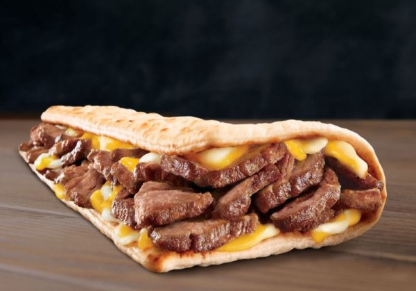 Wrap Triple Steak