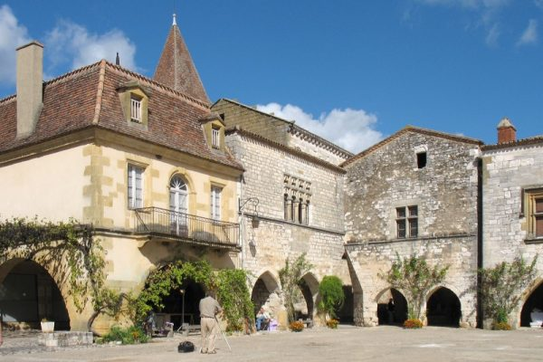 bastide anglaise Dordogne