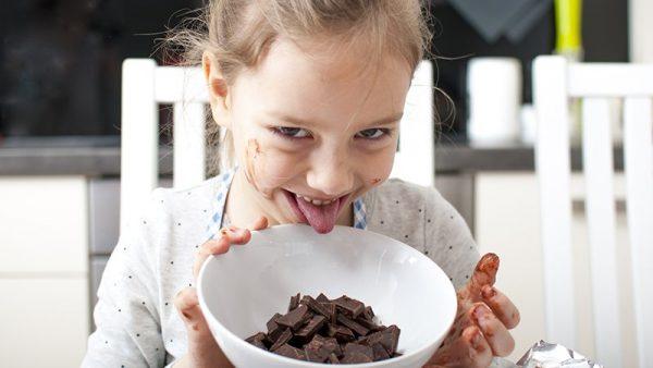 Chocolat noir et mémoire