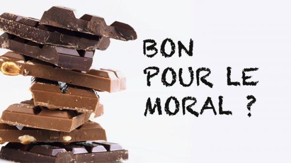 le chocolat noir, un antidépresseur