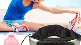 ceinture abdominale à électrostimulation pour sportifs