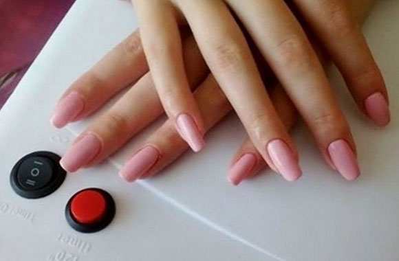 faire ongles gel