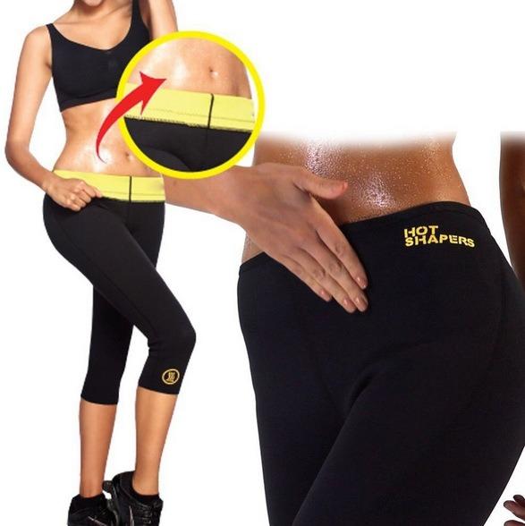 SlimHot Capri Pants Leggings